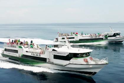 Fast boat ticket agency to Nusa lembongan