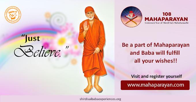 Global MahaParayan Miracles - Post 1418