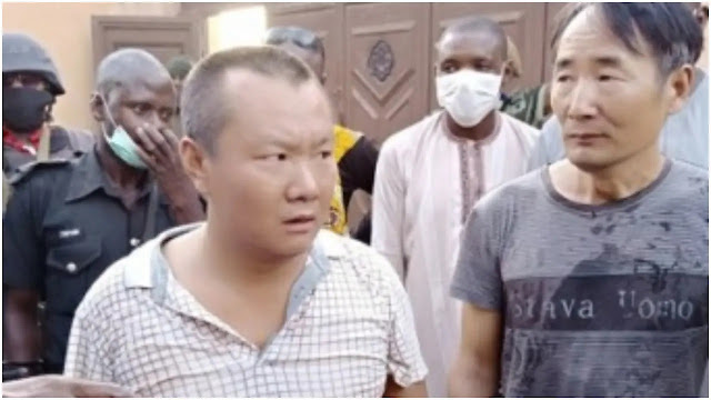 Illegal Mining: Police arrest Chinese citizens in Zamfara, recover unauthorised chemicals