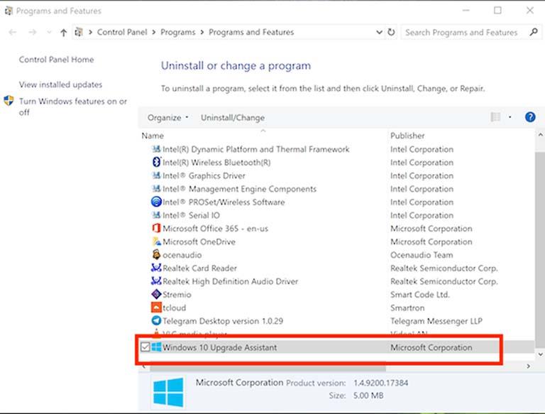 Cara Mudah Menghapus Folder Windows10Upgrade Di Windows 10