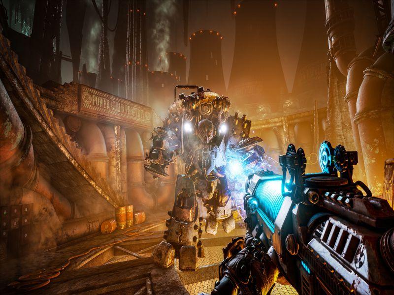 Download Necromunda Hired Gun Free Full Game For PC