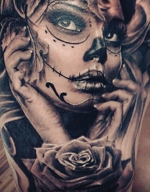 18 Gorgeous Gypsy Tattoos For Girls