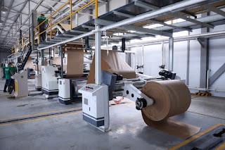 Verpackungsfabrik in Dagestan