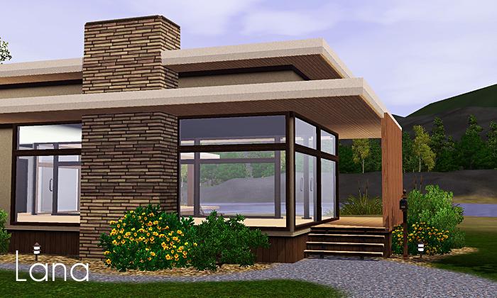 emejing sims 3 wohnzimmer modern photos - amazing home ideas ... - Sims 3 Wohnzimmer Modern