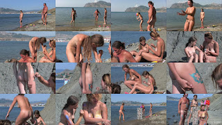 Candid-HD - Family Nudist Fun.