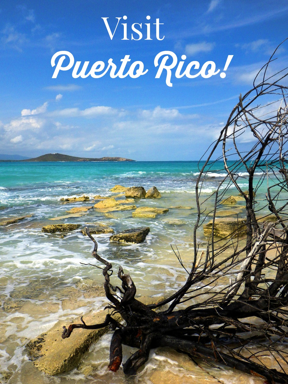 Puerto Rico vacation ideas! #travel #familytravel