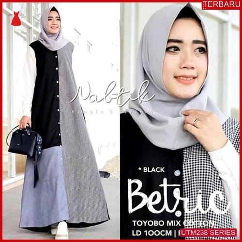 UTM238B87 Baju Betric Muslim Maxi UTM238B87 0EE | Terbaru BMGShop