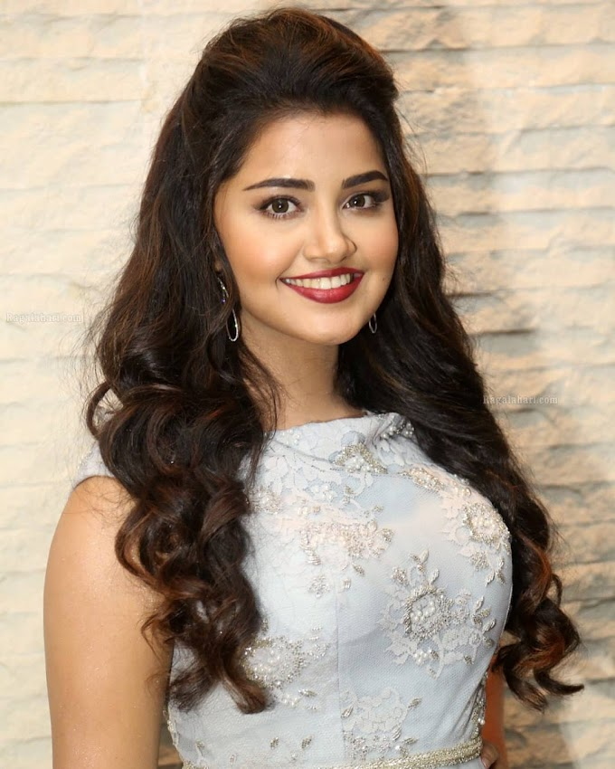 Anupama Parameswaran Celestial Beauty Photos and Images 💥
