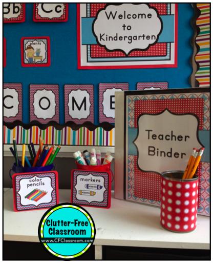 Classroom Ideas Grade 1 ~ Dr seuss theme classroom clutter free