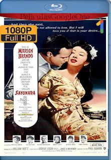 Sayonara [1957] [1080p BRrip] [Castellano-Ingles] [HazroaH]