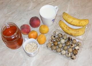 retete cu lapte fructe si oua de prepelita, sanatate, dieta, retete,