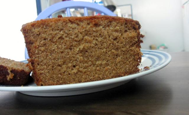 Honey Wheat Pound Cake by freshfromthe.com