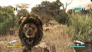 Cabela's Dangerous Hunts 2011 (X-BOX360)