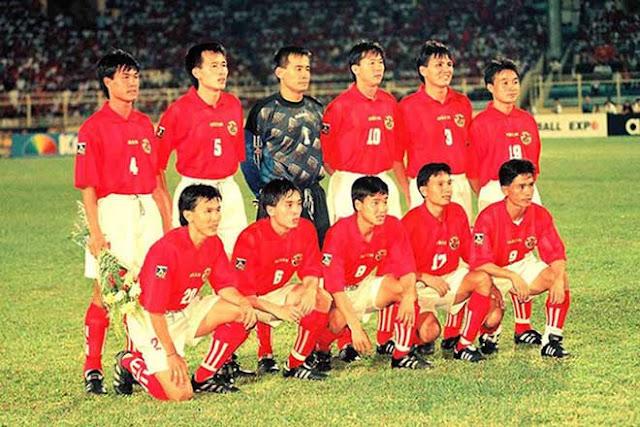 ĐT Việt Nam bỏ xa Thái Lan bảng xếp hạng FIFA: Vượt kỳ tích 21 năm được không? 2
