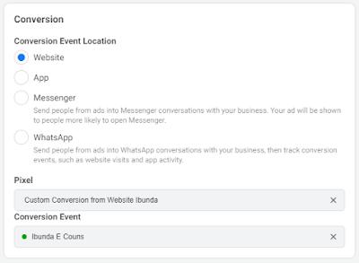 Facebook Pixel Bisa Digunakan Sebagai Optimasi IG/FB Ads