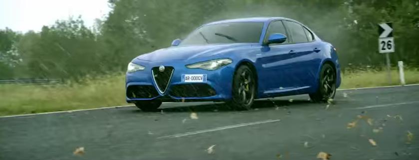 Canzone Alfa Romeo Giulia Q4 pubblicità veloce - Musica spot Novembre 2016
