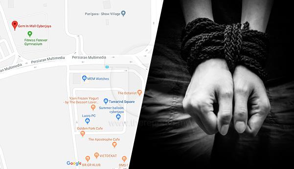 'Kepala Yasmin dipukul dari belakang, diheret masuk dalam kereta' - Gadis dakwa rakannya diculik lelaki Afrika di Cyberjaya