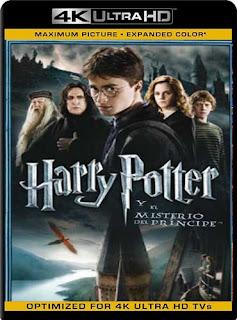 Harry Potter y el misterio del príncipe (2009) Latino 4K Ultra HD [GoogleDrive]