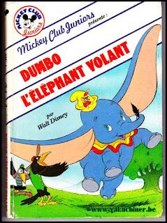 Mickey Club Juniors, Dumbo