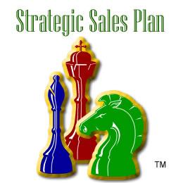 Strategic Sales Plan Icon