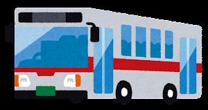 東急バスのイラスト