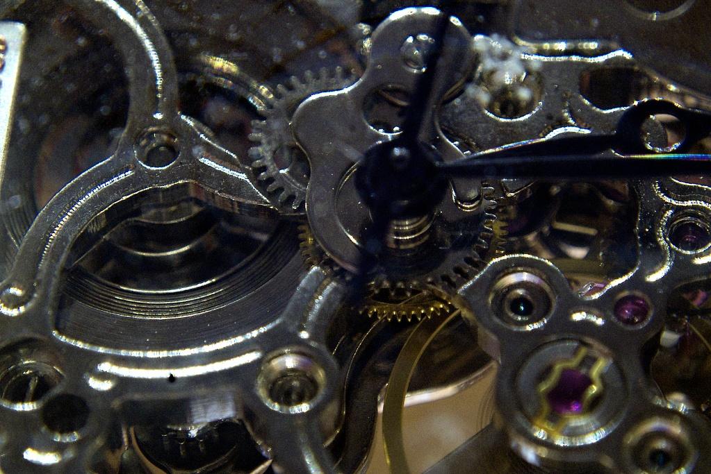 #179 Mikrotar f4.5 45mm – Mechanisches Uhrwerk