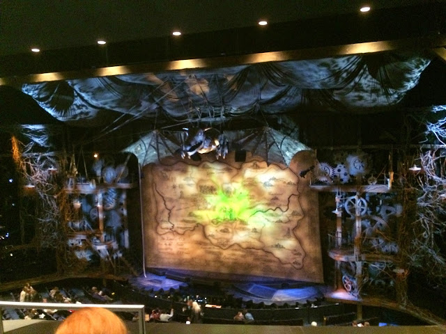 Wicked broadway show