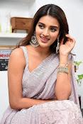 Nidhi Agarwal at Ismart Successmeet-thumbnail-9