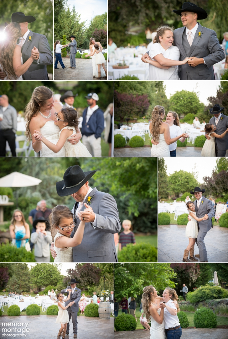 wedding photography le jardin zillah, wa