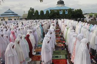 Idul Fithri Tahun Ini Serempak Di Indonesia