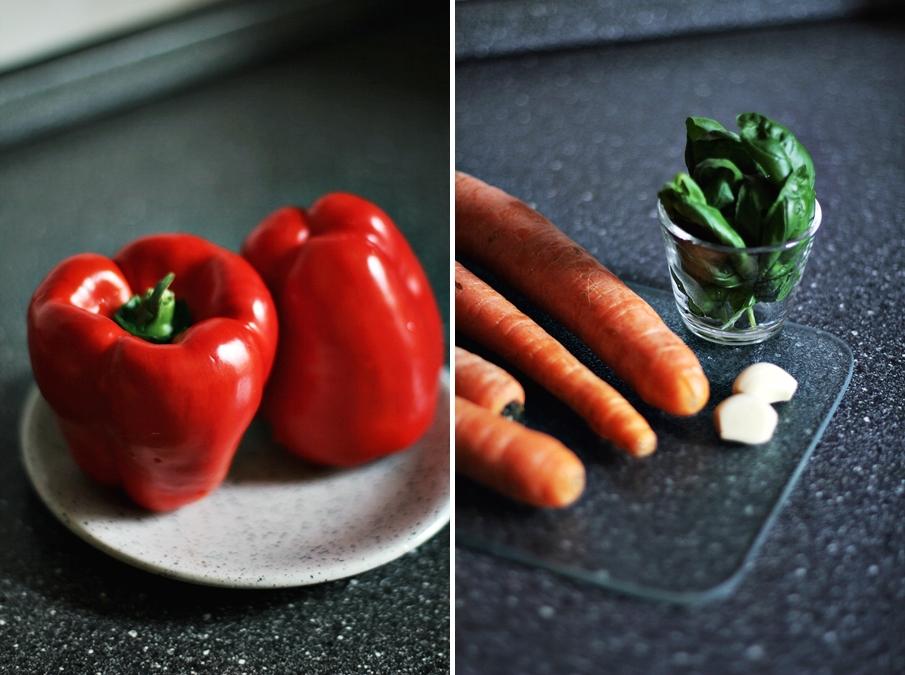 raw vegan food dishes