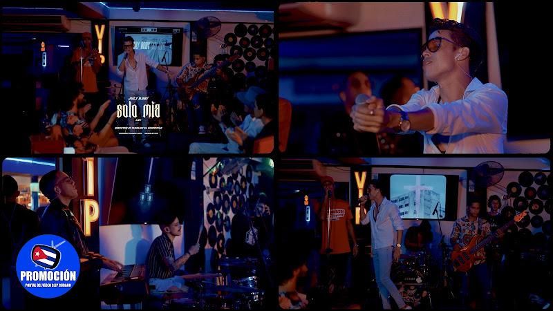 July Roby - ¨Solo mía¨ - Videoclip - Director: Marlon El Científiko. Portal Del Vídeo Clip Cubano. Música cubana. Cuba.