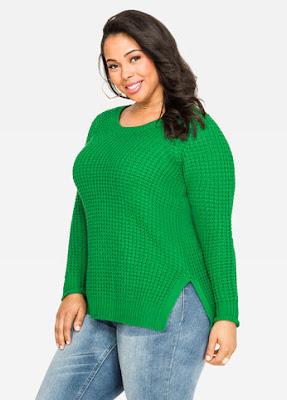 Sweaters para Gorditas 2017