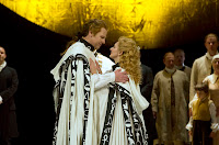 ENO, The Magic Flute, Shawn Mathey, Elena Xanthoudakis  (c) Alastair Muir