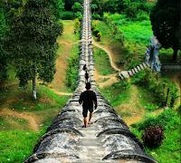 tempat wisata di lombok, obyek wisata di lombok, wisata di lombok, wisata lombok, taman Narmada Lombok, Wisata Taman di Lombok