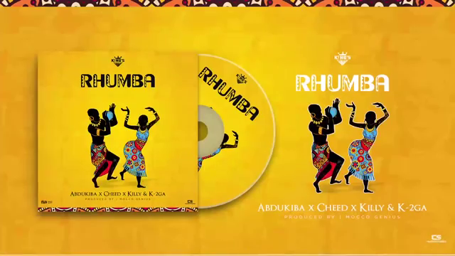 AbduKiba x Cheed x Killy x K-2GA (Kings Music) - Rhumba (Audio) MP3 Download