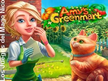 AMY'S GREENMART - Vídeo guía del juego Y