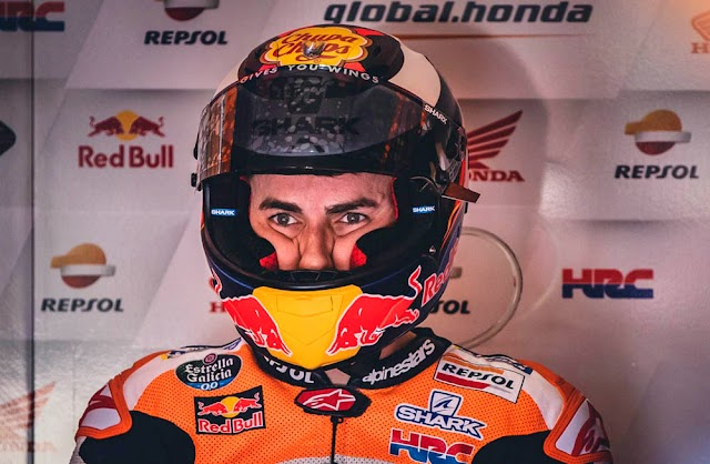 MotoGP : Belum bisa tampil kompetitif, Lorenzo mulai rasakan masalah dengan karakter Honda RC213V ?