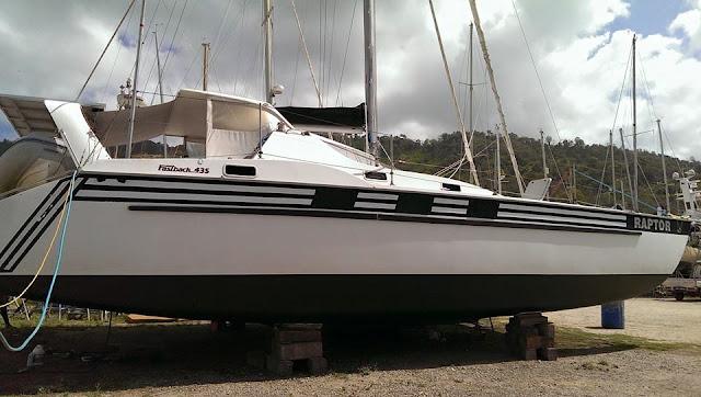 Fastback 43s Catamaran