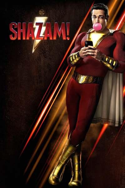 Shazam! (2019) 720p 1.1GB HDCamRip Hindi Dubbed Dual Audio [Hindi – English] MKV Full Movie Download