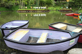 Row a Boat Dago Dreampark