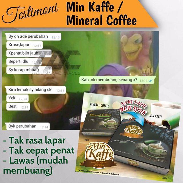 Testimoni Min Kaffe