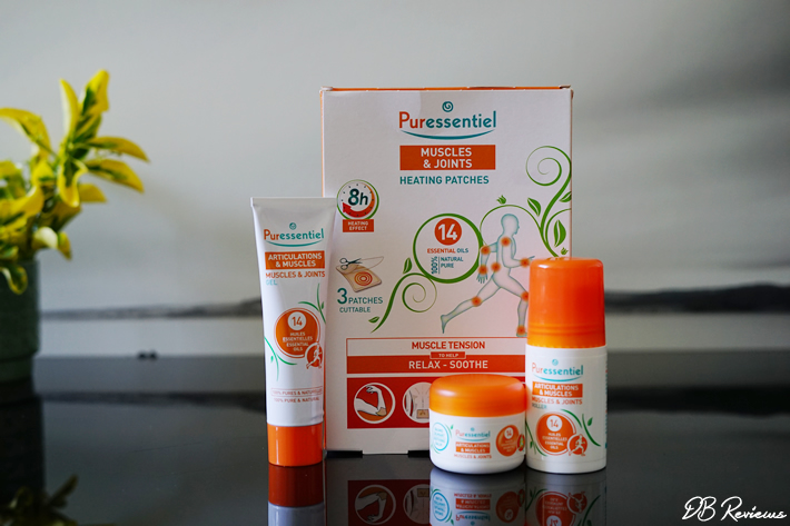 Puressentiel Muscles & Joints Range