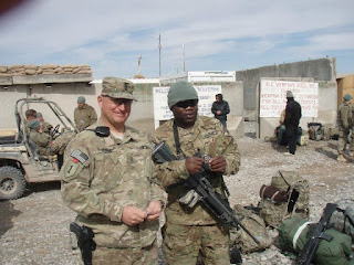 Nigerian Man Serving In The US Army Dies After A Brief Illness (Photos)