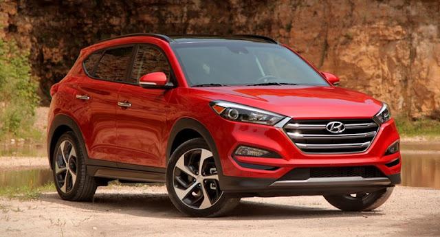 2017 Hyundai Tucson Specs