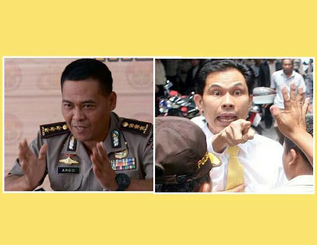 Tak Bisa Mengelak Lagi, Peran Jahat Munarman FPI Dalam Kasus Kekerasan Terhadap Ninoy K Dibongkar Polda Metro Jaya