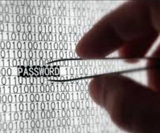 Ilustrasi pencurian data / password / PIN