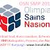 Soal & Pembahasan OSK OSP OSN IPS SMP Tahun 2019
