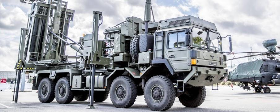 Україна просить у Німеччині озброєння для захисту чорноморського узбережжя