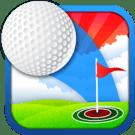 تحميل لعبة Flick Golf لأنظمة ios (أيفون-أيباد)